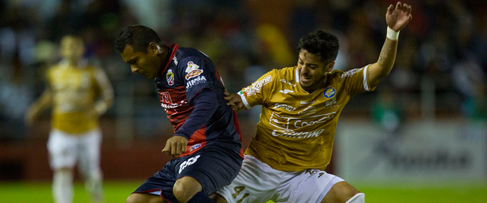 Tras el empate, el equipo de Sinaloa sumó un total de 20 unidades