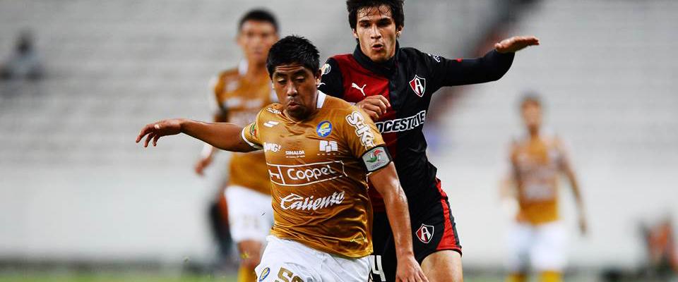 Dorados recibe a Atlas FC en la Copa MX este martes en la Vuelta de la Llave 1 (Foto: Mexsport)