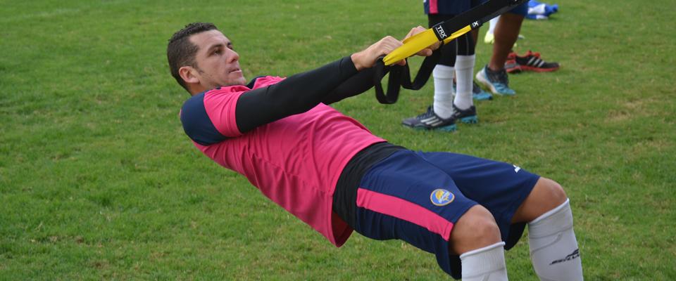 Alejandro Molina suma todos los minutos jugados en el Clausura 2015