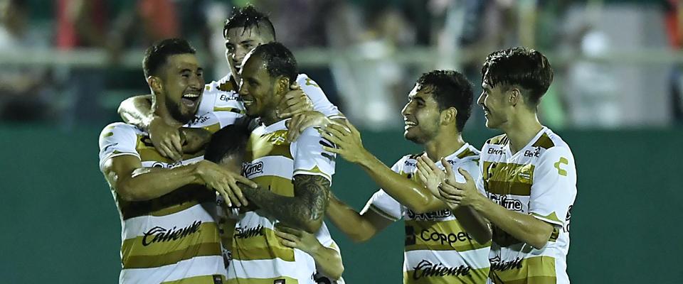 Vinicio Angulo marcó doblete en Tapachula