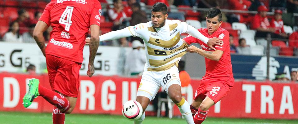 El once titular que envió Diego Ramírez en Toluca
