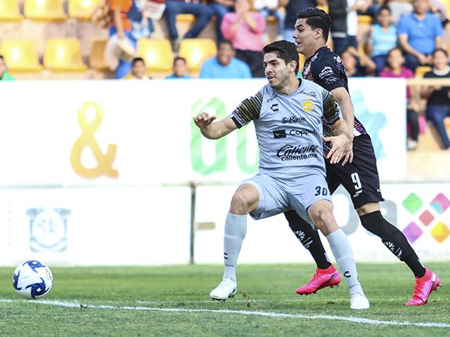 Villanueva participó como titular en la jornada anterior