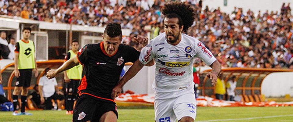 Joshua Ábrego jugó los 180 minutos en la llave de semifinal