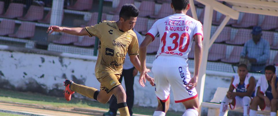 La jornada anterior, Dorados goleó a Sonora